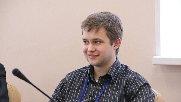 Политолог Александр Коньков - Sputnik Таджикистан