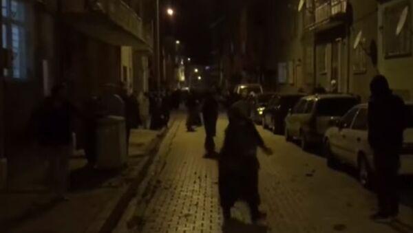 Разрушительное землетрясение в Турции - Sputnik Тоҷикистон