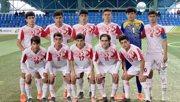 Финал Кубка развития-2020: сборные Таджикистана и Беларуси по футболу - Sputnik Таджикистан