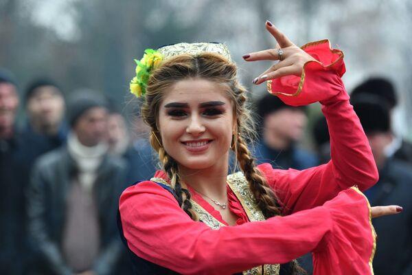 Праздник Сада - Sputnik Таджикистан