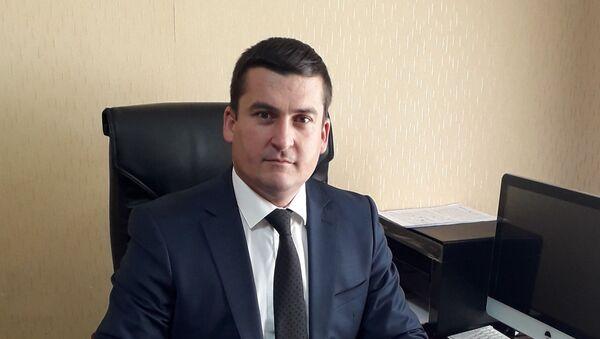Новый ректор Национального университета таджикистана  Хушвахтзода Қобилҷон Хушвахт - Sputnik Тоҷикистон