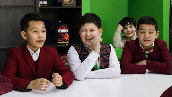 Впервые в Ходженте проходят Дни детского кино - Sputnik Таджикистан