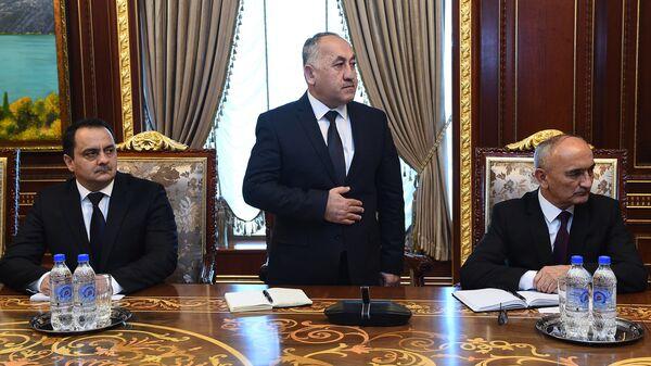 Салимзода Амонулло министр сельского хозяйства Таджикистана - Sputnik Тоҷикистон