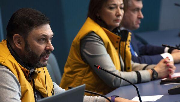 Исполнительный директор МИА Россия сегодня Кирилл Вышинский - Sputnik Тоҷикистон