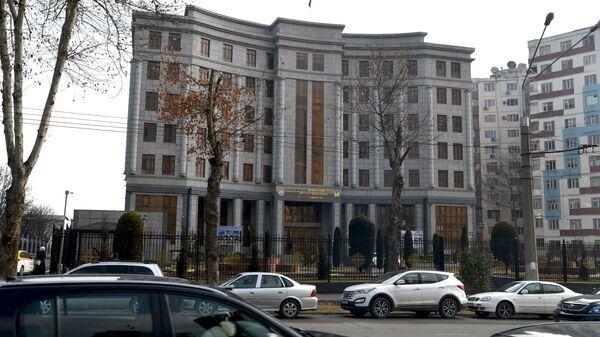 Новое здание агенства против коррупции  - Sputnik Тоҷикистон