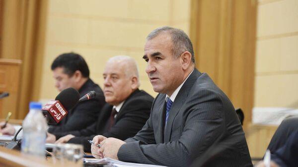 Генпрокурор Таджикистана Юсуф Рахмон - Sputnik Таджикистан