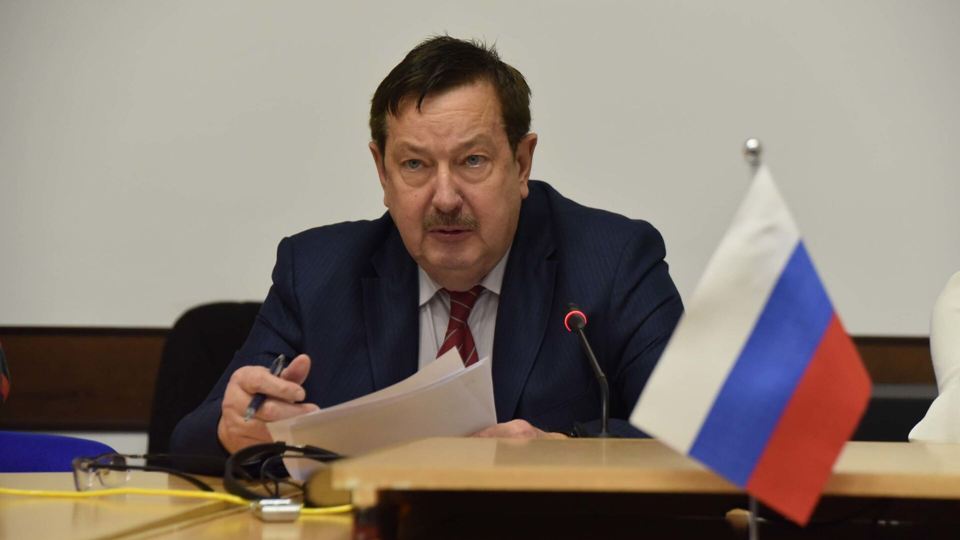 Посол России в Таджикистане Игорь Лякин-Фролов - Sputnik Таджикистан, 1920, 12.06.2021