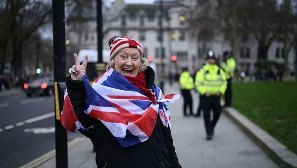Великобритания вышла из ЕС - Sputnik Таджикистан