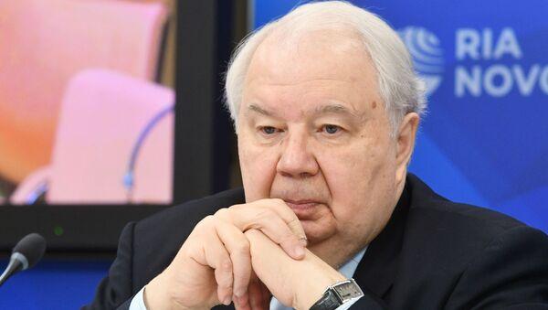 Первый заместитель председателя Комитета Совета Федерации по международным делам Сергей Кисляк - Sputnik Таджикистан