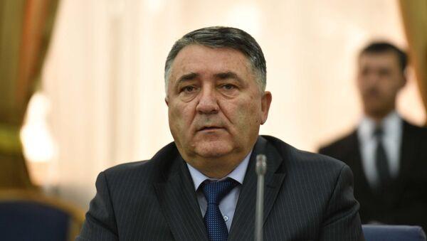 Министр транспорта Республики Таджикистан Худоёрзода Худоёр Завкибек - Sputnik Таджикистан