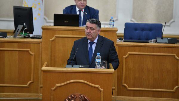 Министр транспорта Республики Таджикистан Худоёрзода Худоёр Завкибек - Sputnik Тоҷикистон