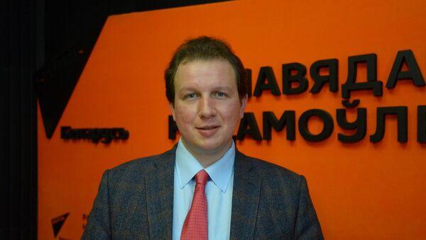 Политический аналитик Станислав Бышок - Sputnik Таджикистан