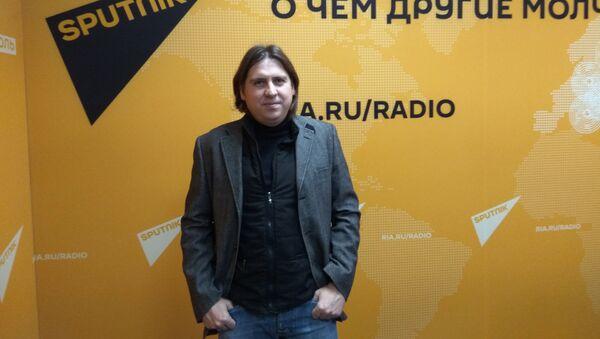 Алексей Гривач  - Sputnik Таджикистан