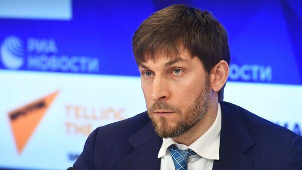 Специальный представитель президента Российской Федерации по вопросам климата Руслан Эдельгериев - Sputnik Таджикистан