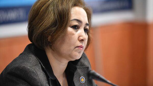 Министр труда Таджикистана Джабборзода Гулру - Sputnik Таджикистан