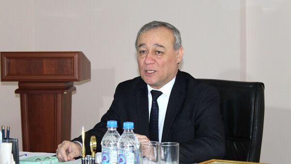 Осим Каримзода руководитель отделала образования Согдийский область - Sputnik Таджикистан