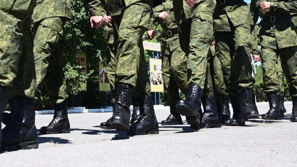 Служба в армии - Sputnik Тоҷикистон
