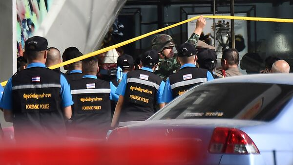 Полиция в Таиланде - Sputnik Таджикистан