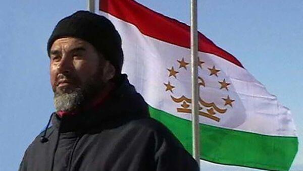 Директор Центра по изучению ледников Абдулхамид Каюмов  - Sputnik Таджикистан