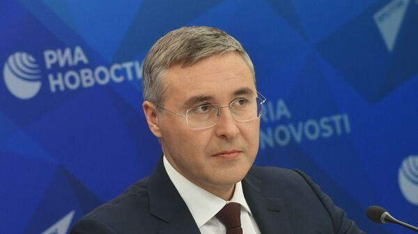 Министр науки и высшего образования РФ В. Фальков посетил МИА Россия сегодня - Sputnik Тоҷикистон