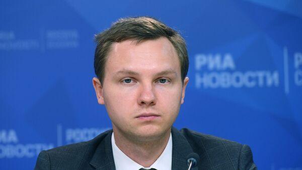 Эксперт Финансового университета при Правительстве РФ, ведущий аналитик Фонда национальной энергетической безопасности Игорь Юшков - Sputnik Таджикистан