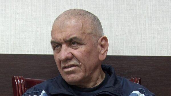 Каримов Худжа Рахимович, Хуҷа-командир, бывший полевой командир  - Sputnik Тоҷикистон