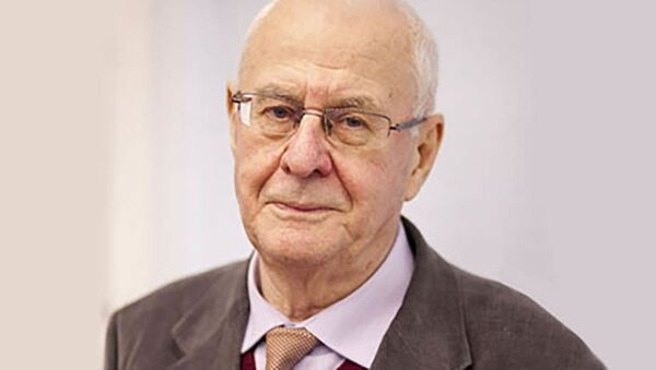 Вирусолог Виктор Зуев - Sputnik Таджикистан