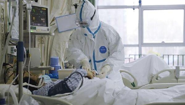 Коронавирус нового типа зарегистрирован в Китае - Sputnik Тоҷикистон