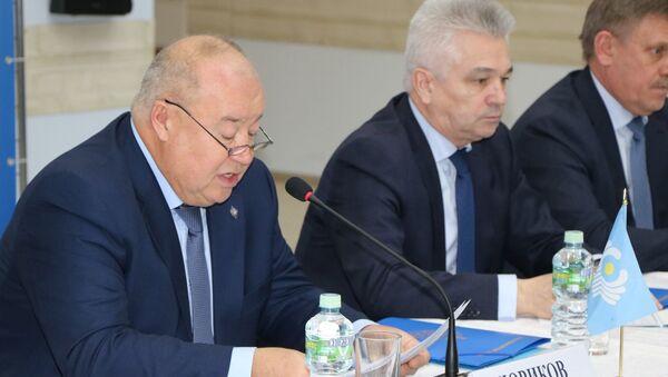 В Москве состоялось XIII Совещание руководителей (начальников штабов) национальных антитеррористических центров государств-участников СНГ - Sputnik Таджикистан