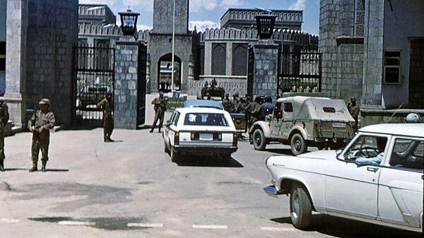 День после Саурской революции в Кабуле - Sputnik Таджикистан