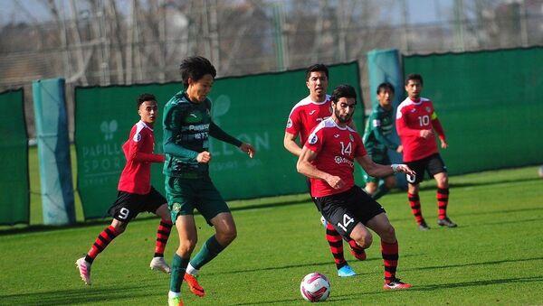 Истиклол сыграл с китайским клубом Чжэцзян Гринтаун - Sputnik Таджикистан