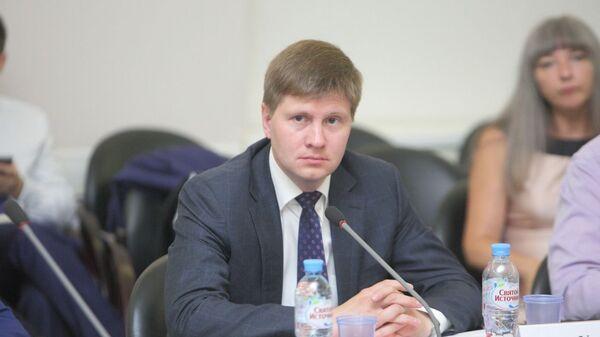 Исполнительный директор Ассоциации малых и средних экспортеров Юрий Шурыгин  - Sputnik Таджикистан