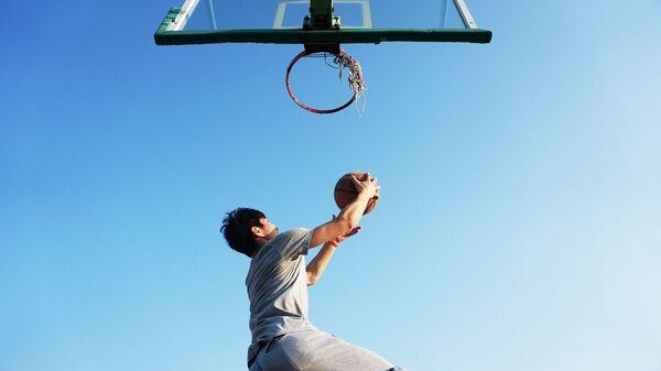 Уличный баскетбол  - Sputnik Таджикистан