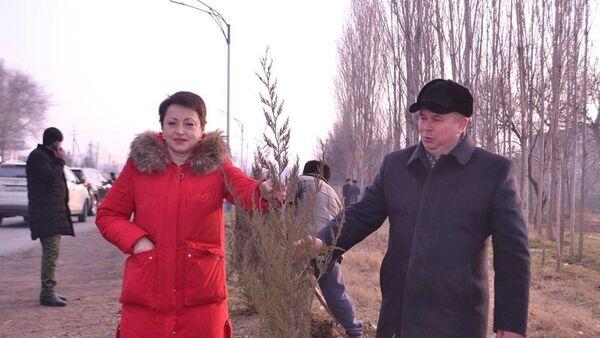 Белорусские учёные в городе Худжанд - Sputnik Тоҷикистон
