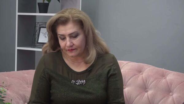 Ширинмох Нихолова в программе Ногуфтахо - Sputnik Тоҷикистон