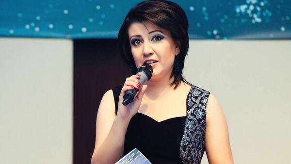Наргис Касымова - Sputnik Таджикистан