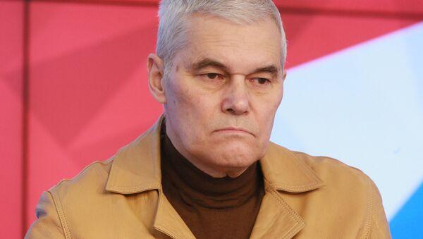 Константин Сивков - Sputnik Таджикистан