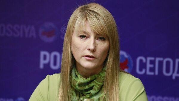 Олимпийская чемпионка Светлана Журова - Sputnik Таджикистан