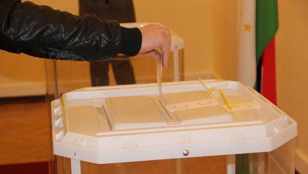 Выборы в парламент Таджикистана - Москва 2020 год - Sputnik Таджикистан