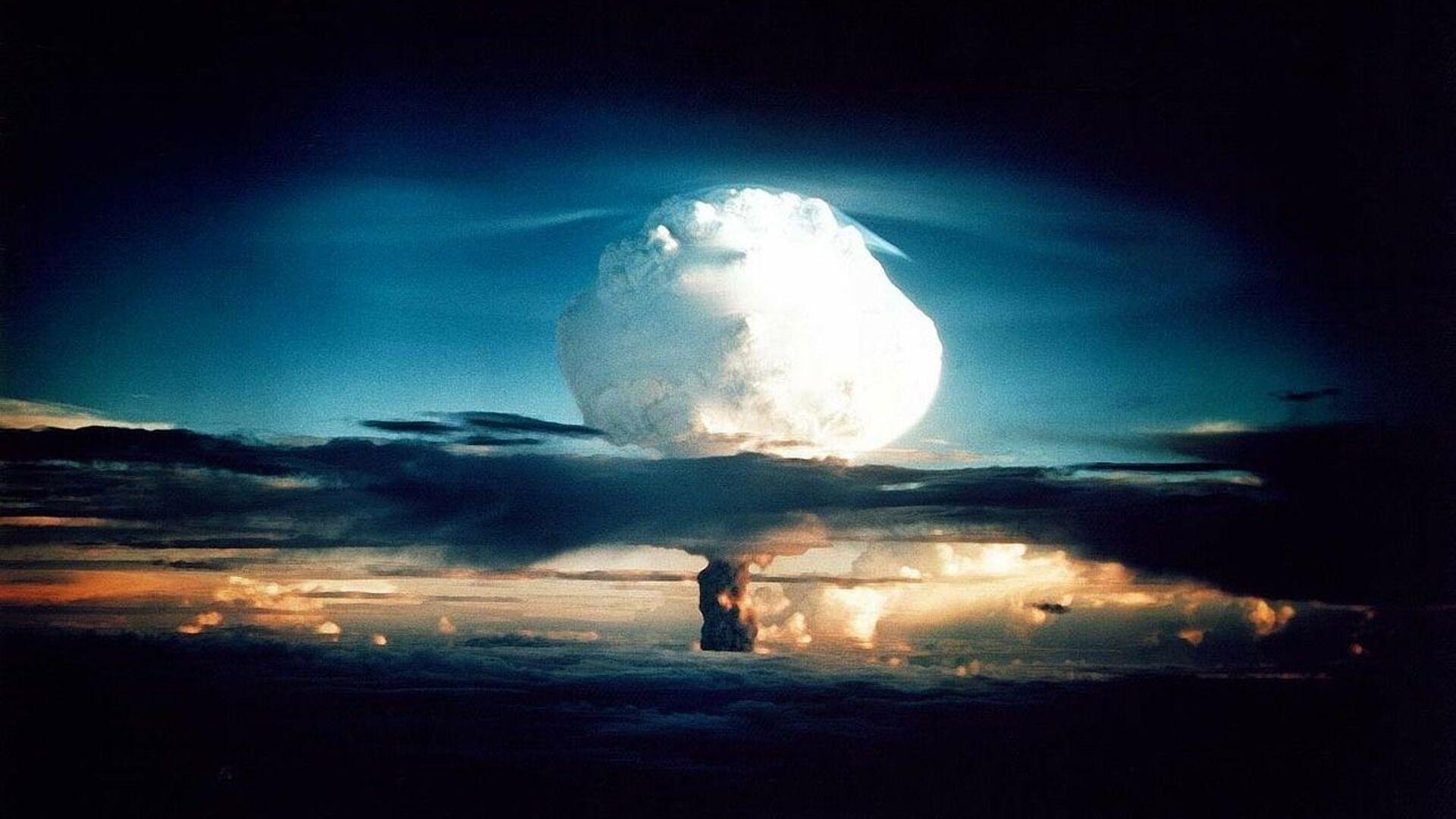 Водородная бомба - Sputnik Таджикистан, 1920, 08.10.2021