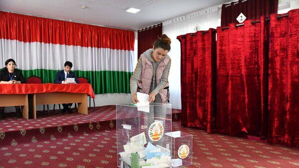 Парламентские выборы в Таджикистане - Sputnik Тоҷикистон