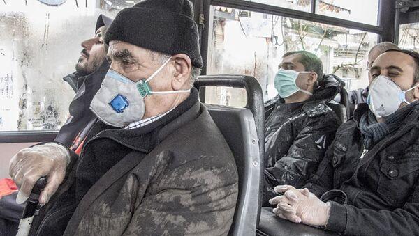 Ситуация с коронавирусом в Иране - Sputnik Тоҷикистон