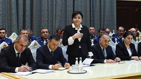 Ширин Исматуллозода, заместитель премьер-министра Таджикистана  - Sputnik Таджикистан
