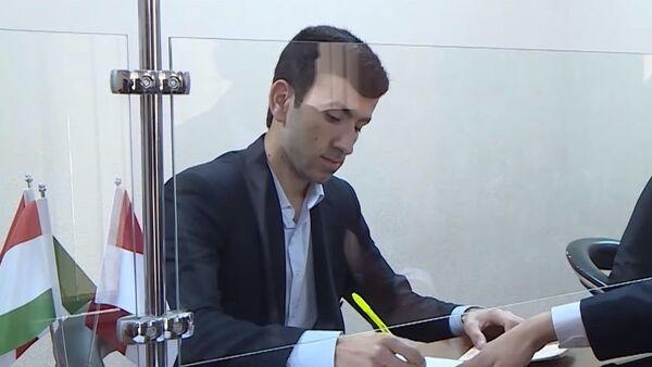 Как мигранты из Таджикистана получают работу в Европе - видео - Sputnik Тоҷикистон