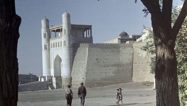 Зимний дворец эмира Бухарского - Sputnik Таджикистан