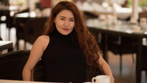Основатель и управляющий директор IT-компании Динара Руслан  - Sputnik Таджикистан