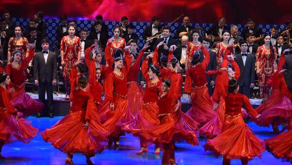 Праздничный концерт на День матери - Sputnik Таджикистан