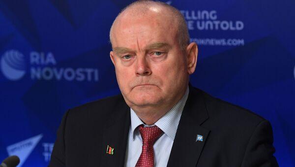 Василий Кравцов - Sputnik Таджикистан