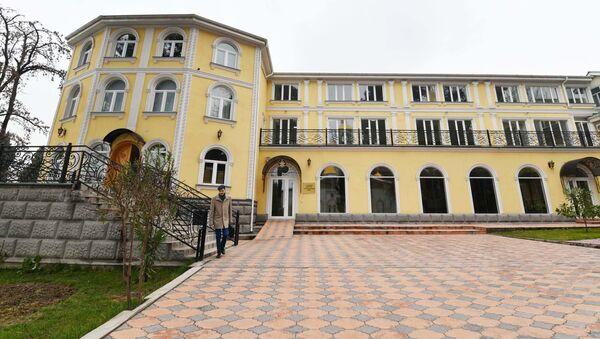 Славянский культурно-просветительный центр в Душанбе - Sputnik Таджикистан