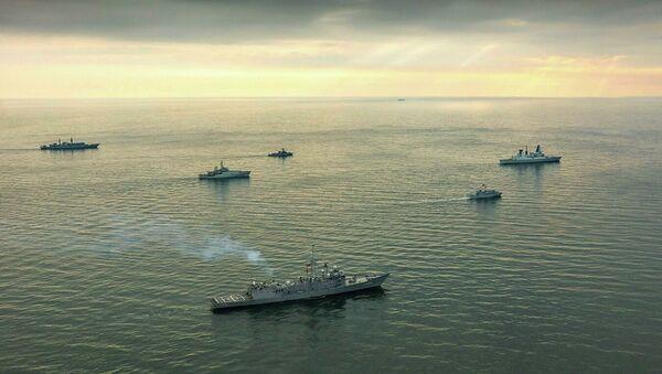 Корабли НАТО в Черном море. Архивное фото - Sputnik Таджикистан